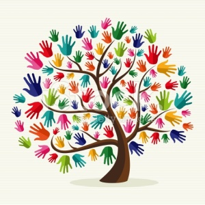 stock-illustration-25264645-diversity-tree-hands-illustration